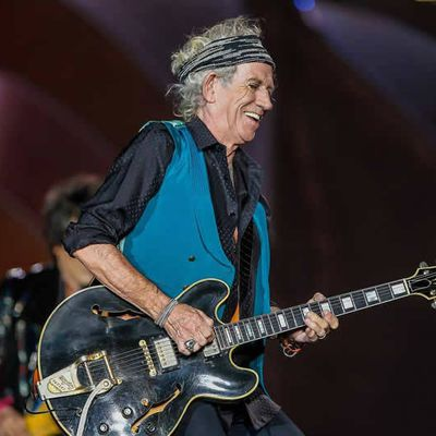Keith Richards: The Rolling Stones guitarist says Taylor Swift should enjoy her career 'while it lasts'