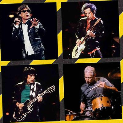 Rolling Stones Announce 'From the Vault: No Security' DVD