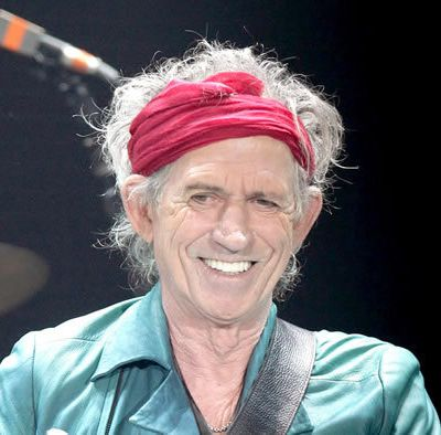 Keith Richards: I pulled out my trusty blade over Donald Trump
