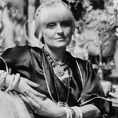 Biba's Barbara Hulanicki: 'When you're designing, you have to blank yourself out'