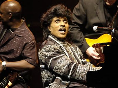 Little Richard, figure du rock'n'roll, est mort