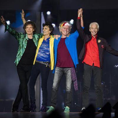 Les Rolling Stones lancent une série hebdomadaire inédite !
