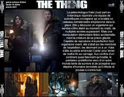Ce que j'ai pensé de… The Thing, version 2011
