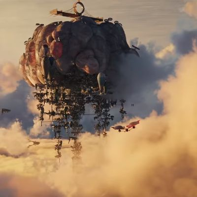 Ce que j'ai pensé de... Mortal Engines
