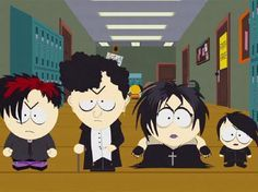 Where Did All The Goth Kids Go?