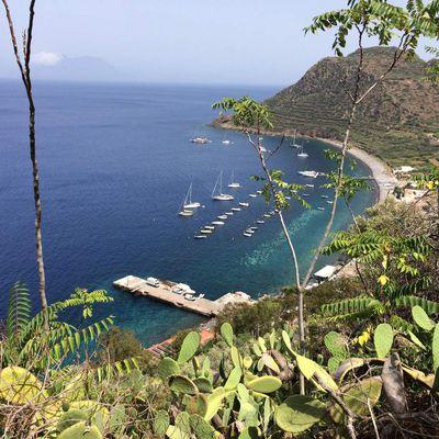 De Cefalu à Filicudi dans les îles éoliennes