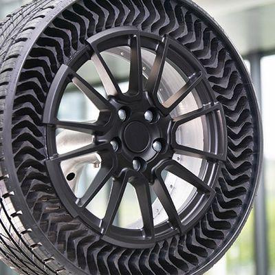 Michelin met au point un pneu increvable