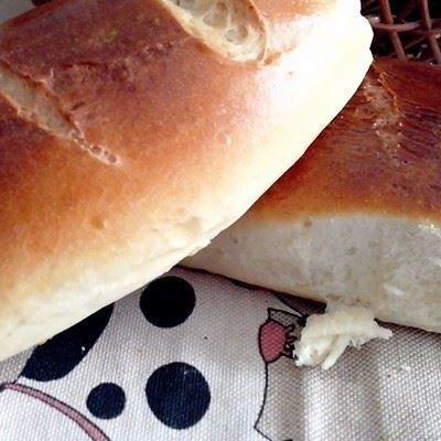 Des délicieux pain au lait
