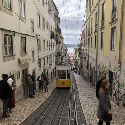 Suite ballade dans Lisbonne