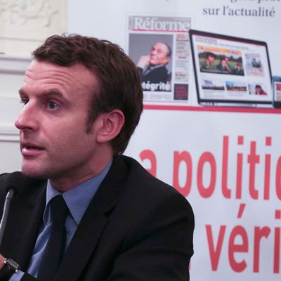 Les protestants rencontrent... Emmanuel Macron