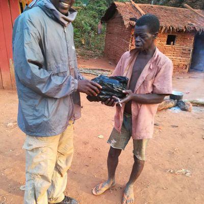 Noël à Nkolbomo près de Batouri