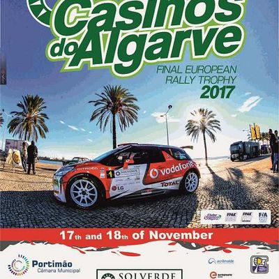 Affiches rallye 2017