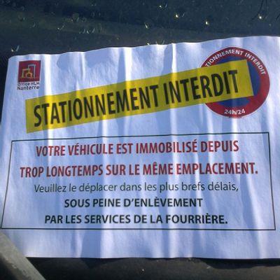 La CNL remercie l'Office de s'occuper du problème épineux des voitures-ventouses et épaves et d'en informer les propriétaires.