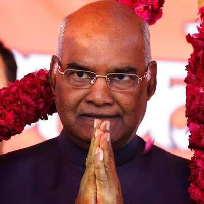 Ram Nath Kovind to take oath as India's 14 President today