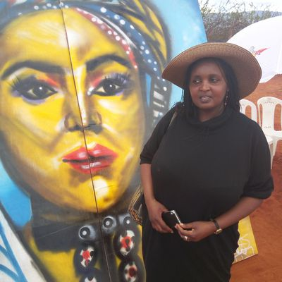 Dazzling display of talent at Voi Arts Expo