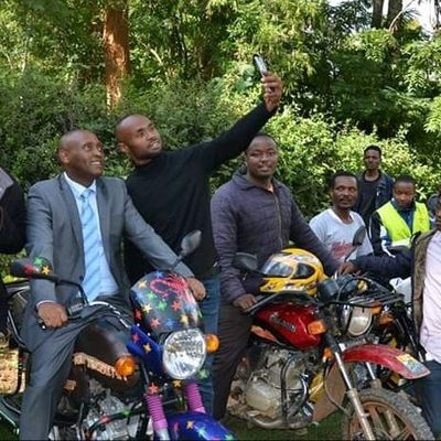 QWETU SACCO BODA BODA LOAN FACILITY A MAJOR BOOST TO TAITA-TAVETA YOUTHS