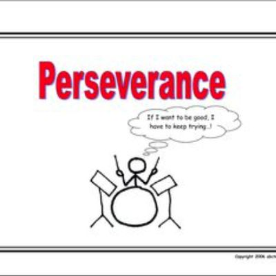 The Art  of Perseverance
