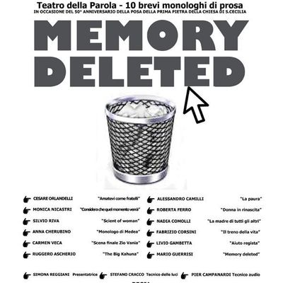 Memory Deleted