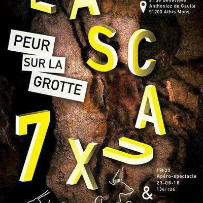 2018... Lascaux 7 : Peur sur la Grotte