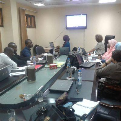 Deuxième atelier de travail dans le cadre du projet FSPI autour de la réforme curriculaire pour la formation initiale des professeurs de français au Soudan.