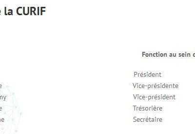 LRU 3 : Coordination des Universités de Recherche Intensive Françaises (CURIF)