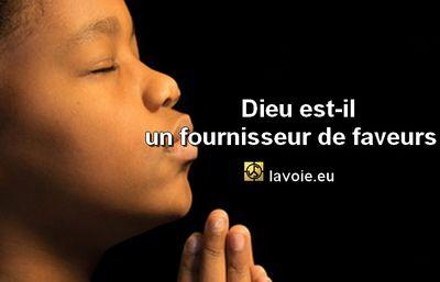 Prier Dieu, pour quoi faire ?