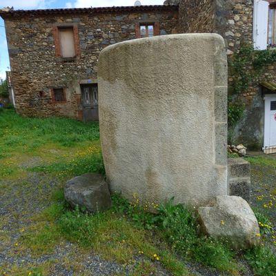 La construction mystère de Lafenasse.