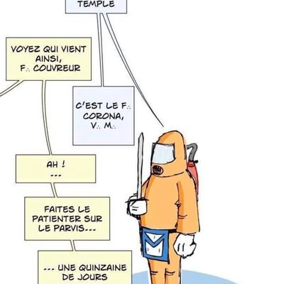 HUMOUR SANITAIRE, HUMOUR SALUTAIRE, HUMOUR SOLIDAIRE....