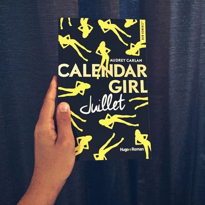 Calendar Girl : Juillet