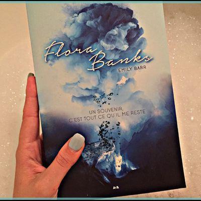 Flora Banks : Un souvenir, c'est tout ce qu'il me reste