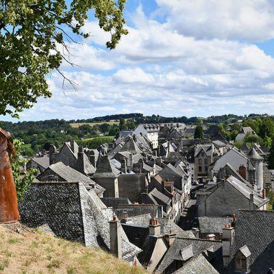 La dame du Château de Mûr de Barrez