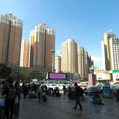 CHINE en 2017---2. le Gansu