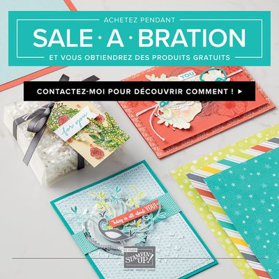 SALE-A-BRATION : attention cela va commencer !!