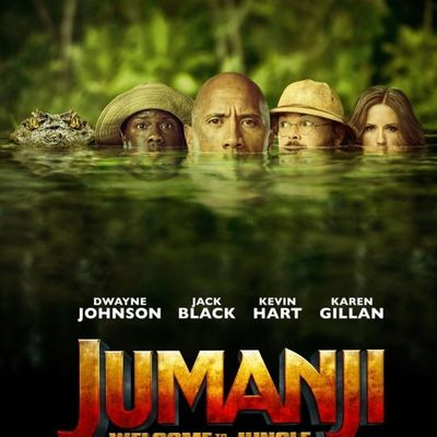 Jumanji, Welcome to the jungle - 2017, Jake Kasdan