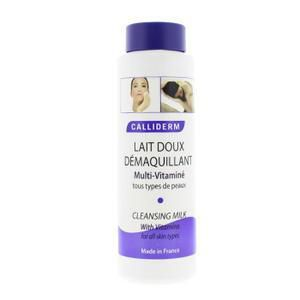 Le Lait Doux Démaquillant de Calliderm- The Calliderm Soft Cleansing Milk