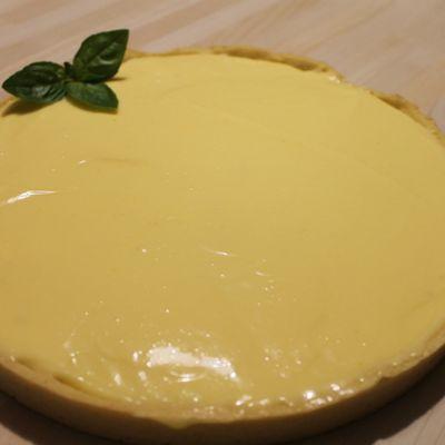 La tarte Citron Basilic