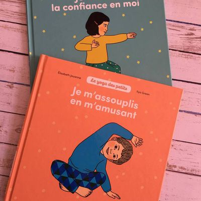 Zoom sur la collection YOGA des Editions Bayard