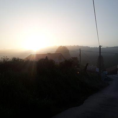 19 mai 2018  -  Ribadiso Da Baixo à  Santa Irene    -    20 kms