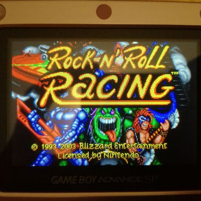 Récits d'un vieux gamer 6 : Rock and roll racing : Let the carnage begin!