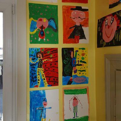 Les artistes en CE