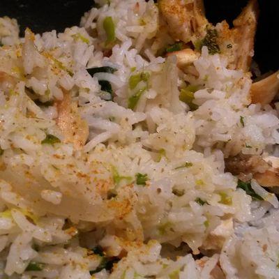 Le défi : recycler un reste de poulet rôti