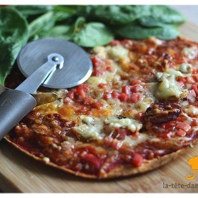 Pizza Wrap