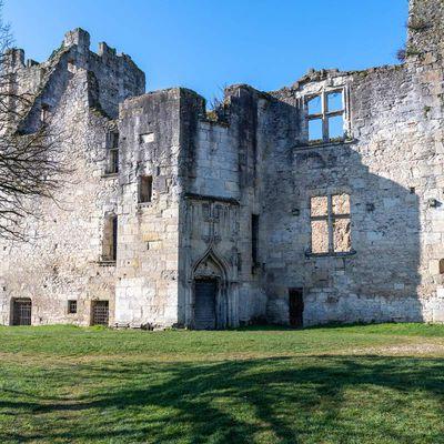 Le Château Barrière à Périgueux en Dordogne