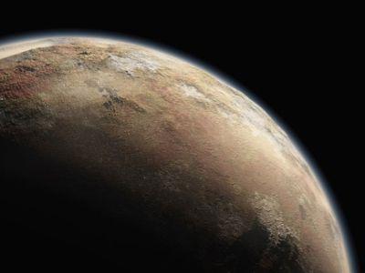 Savez-vous qu'il y a des rayons X provenant de Pluton ? C'est étrange, qu'est-ce-qui les cause ?