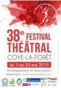Solidarité au Festival théâtral de Coye La Forêt