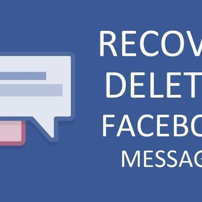 How to Recover Deleted Facebook Messages, Photos and Videos?