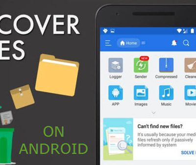 Android Data Recovery: Recover Deleted Files from Android Devices