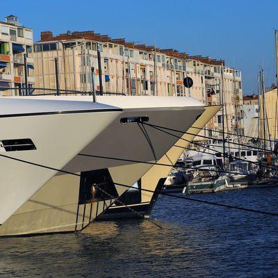 Traversée Toulon vers Les Sablettes au cocher de soleil