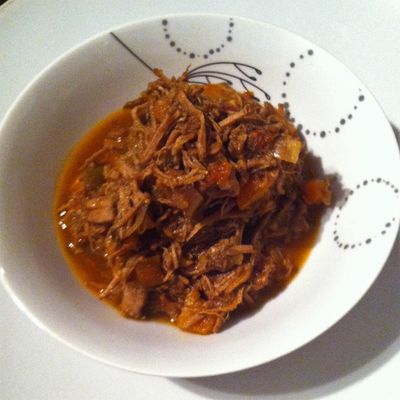 Pulled-beef Dukan