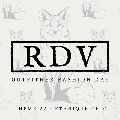 OUTFITHER - THÈME 22 : ETHNIQUE CHIC {concours}